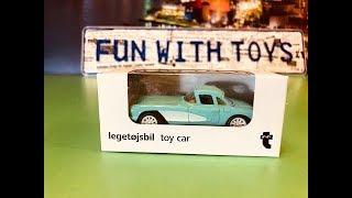 unbox tiger legetøjbil tigre volante Danimarca【macchina giocattolo 】03133+it