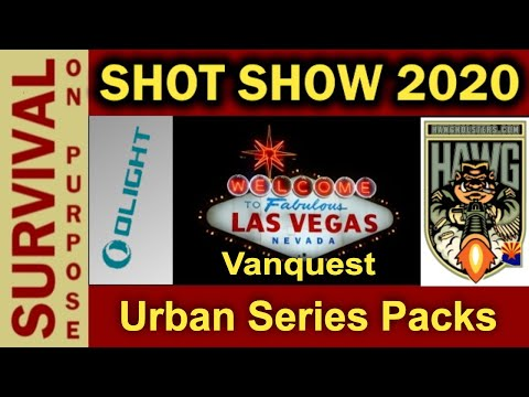Vanquest Goes Retro With A Fanny Pack - SHOT Show 2020