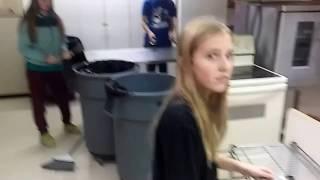 DHMC Stomp   Kitchen Clean Up