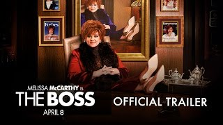 The Boss - Official Trailer (HD)