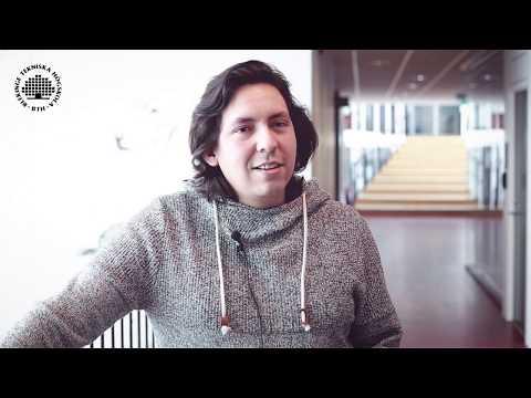 Forskarstudenten Diego Navarro berättar