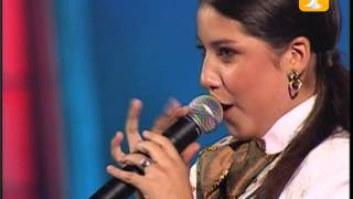 María José Quintanilla, Me Nace del Corazón, Festival de Viña 2004