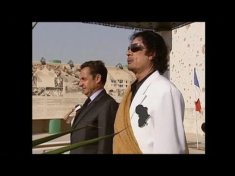 Tíz éve ölték meg Moammer Kadhafi líbiai diktátort