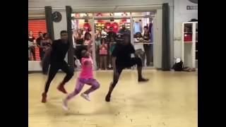 Gucci Mane Back on Road ft Drake  ...8-year old hip-hop dancer kills this choreography