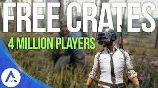PUBG Xbox: Free Loot Boxes, 4 Million Players, Crate Costs BP