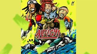 Wiz Khalifa - Alright feat. Trippie Redd & Preme [Official Audio]