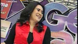 """Ikke Nurjanah feat Mahesya KDI """" Bunga dan Kumbang """" - Gentara Jonggol (17/4)"""