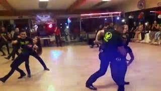 VIKINGO Y ELIZA - 1er ANIVERSARIO ¨STARSTYLE DANCE¨Y ¨COREOGRAPHY LV¨ 16 09 2016