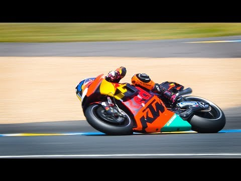 2018 French GP - KTM in action