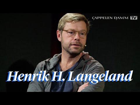 Henrik Langeland om «Showtime!» og Christian von der Hall