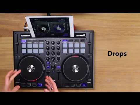 Learn How to Scratch: Drops (Tutorial 3)