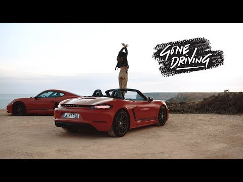 Gone Driving with Sorelle Amore ? The Porsche 718 T Digital Detox Road Trip in Portugal
