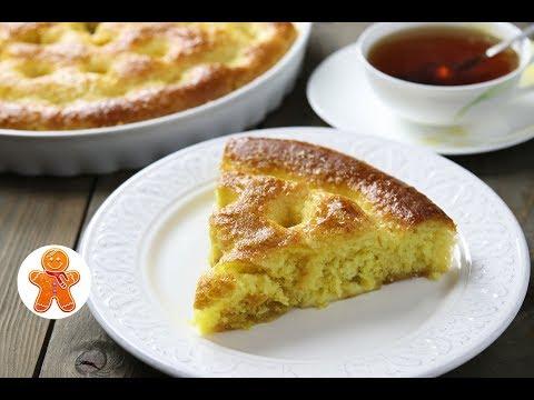 Сахарный Пирог ✧ Tarte au Sucré ✧ Sugar Tart