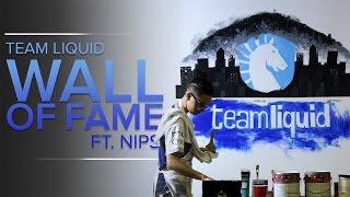 Team Liquid Wall of Fame ft. NIPS