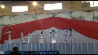 Arabe de red dance en galarza