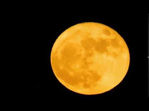 Super Moon 1080 - Shot with the Nikon B500
