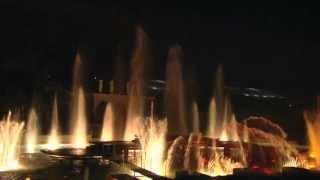 Pop Diamonds - Oficiální video Křižíkova fontána v Praze