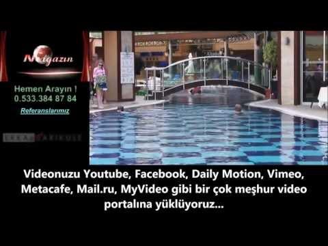 Kemer Oteller Restaurantlar Güzellik Merkezleri Mobilyacılar Kahvaltı Barlar Video Çekimi