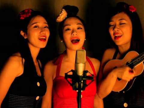 the-andrews-sisters-rum-and-coca-colacover-by-the-barberettes-shinaean