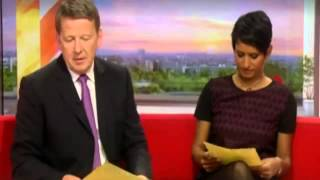 Bill Turnbull accidentally says swears C word live on BBC Breakfast during discussion about cancer