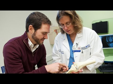 The Future of ACL Care: Bridge-Enhanced ACL Repair Clinical Trial | Boston Children's Hospital