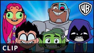 Teen Titans GO! To The Movies - Dream Big Clip - Warner Bros. UK
