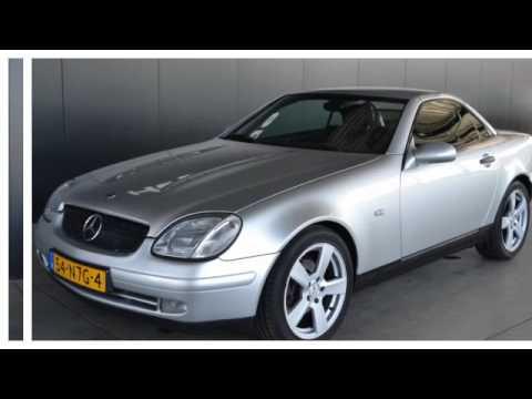 Mercedes-Benz SLK-Klasse 200 Cabriolet Automaat Leer Licht metaal 158dkm In