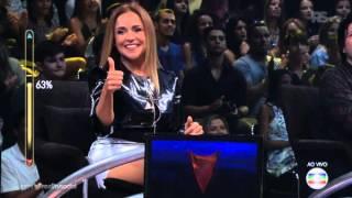 Superstar - Daniela Mercury comete gafe, elimina banda 'sem querer'