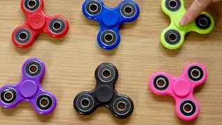 Fidget Spinner Tricks For Beginners