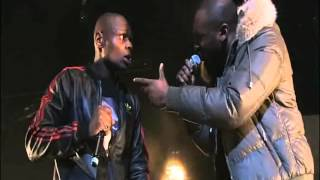 Patrimoine Du Ghetto Kery james feat Mac Tyer live Olympia