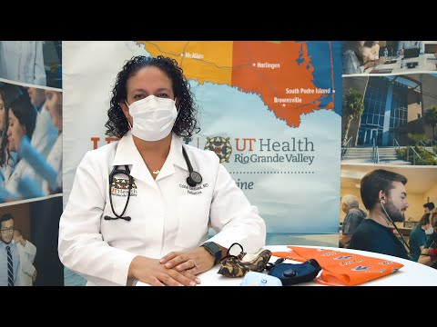 """""""How to Properly Wear a Face Covering"""" with Cristel Escalona, MD 