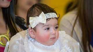 Happy Baptism Kristella