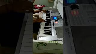Dehleez pe  mere dil ki on keyboard with chords