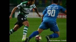 Sporting vence o Feirense 2-1 com dobrada do Bast Dost e muitos abraços