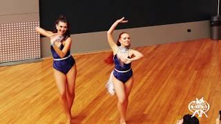 Layla and Sarah Cha Cha Cha - E Dance Productions, Christchurch