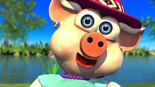 A Porquinha Foi Passear - A Fazenda do Zenão 3 | O Reino das Crianças