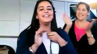 Gitana portuguesa cantando 2015