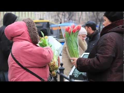 Ukraine Celebrates Womanhood on International Women's Day