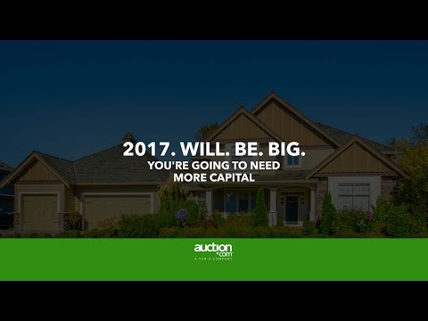 2017. WILL. BE. BIG. -- You're Going to Need More Capital
