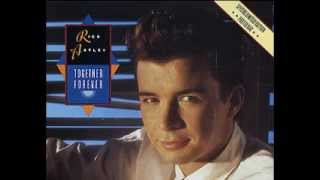 Rick Astley - Together Forever(Instrumental) [High quality]
