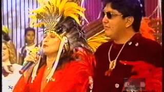 Fafá de Belém e David Assayag - Vermelho - Xuxa Hits 1996