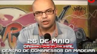 Show de Fernando Rocha - Madeira