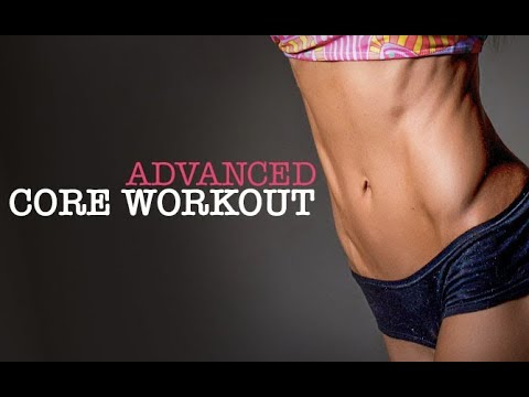 Advanced Core Workout (CHALLENGING HOME ABS ROUTINE!!)