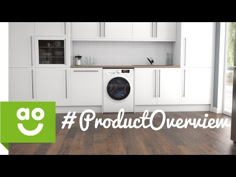 Hotpoint Washer Dryer RD1176JD Product Overview | ao.com