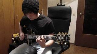 System Of A Down - Revenga (Standard Tuning Guitar Cover)