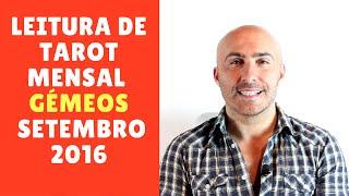 LEITURA DE TAROT MENSAL GÉMEOS SETEMBRO 2016