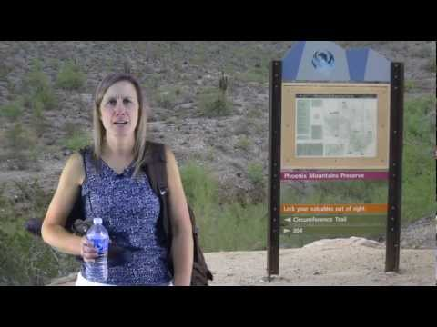 SuperConference 2013-Piestewa Peak Hiking Tour