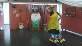 Dança Cigana Indiana - Isabelle