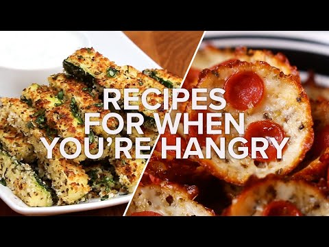 Recipes For When You're Hangry ? Tasty Recipes