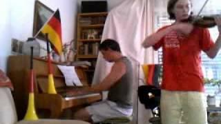 Cantabile - Niccolo Paganini - Teil 1
